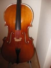 Cello Front
